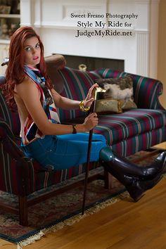 Nothing screams high fashion like a cane! StyleMyRide.net @SMRequestrian #stylemyride #fashion @sweetfresno