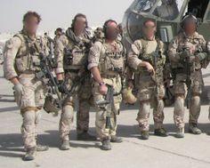 DEVGRU SEAL's in Afghanistan.