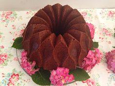 una chispa de dulzura: Bundt cake de chocolate