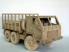 Wooden Toy Truck Plans : 2673 best wood toys for boys images on pinterest in 2018 wooden