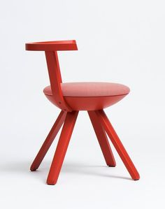 """@artekglobal  presents Rival by Grcic at ICFF. """"Rival is not about competition, but about self-confidence"""""""