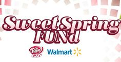 Sweet Spring FUNd Giveaway - Win a Walmart e-Gift Card Instantly Spring is here! Well, it is here in Florida!  #SweetFUNd #ad