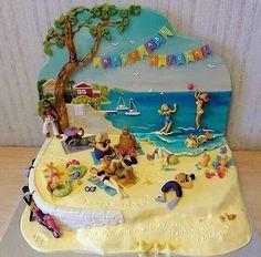 Cake art ♡ ♡