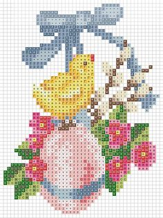 Cross Stitch *♥* Easter