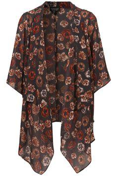 kimono fashion trend | fashion: Trends: Kimono Jackets