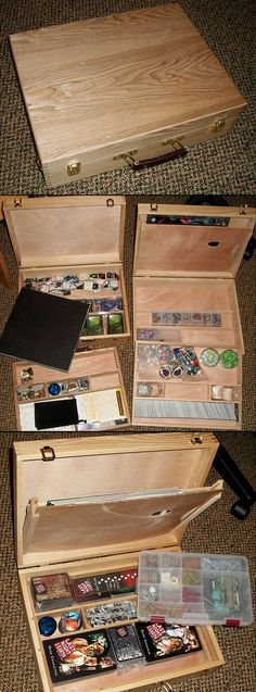 Ready-to-use Arkham Horror Carrying Cases? | Arkham Horror | BoardGameGeek