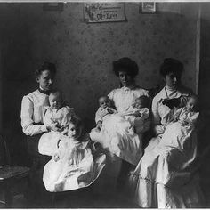Who is the most inspirational mother you've discovered in your family tree?   Photo courtesy of the Library of Congress.  #ancestry #familyhistory #familytree #genealogy #heritage #roots #mothers #moms #mother #storytelling #savefam