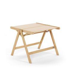 Coffee table / Scandinavian design / wood / hanging - REX - REX KRALJ
