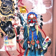 Street art williamsburg NY