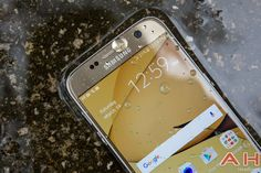 Gold Platinum Galaxy S7 & S7 Edge Available In Canada #Android #CES2016 #Google
