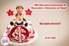 Sweet Cucas and Cupcakes by Rosângela Rolim: Mini Bolo para uma Dupla…