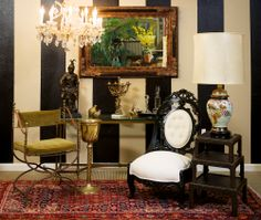 Rebound Furniture & Decor Consignment: #traditional styles meet #eclectic #whimsy
