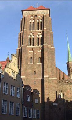 Bazylika Mariacka   #gdansk #sightseeing
