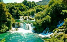 parcul national krka croatia - Cerca con Google