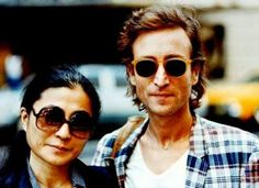 John Lennon and Yoko Ono/ September 1980 Imagine John Lennon, John Lennon Yoko Ono, John Lennon Beatles, Beatles Band, Pop Rock, Rock And Roll, Malcolm X, Liverpool, Give Peace A Chance