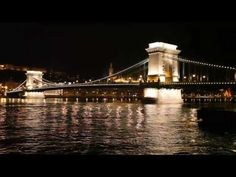 """VIDEO:Budapest - Hungary at night  Beautiful.....The """"Paris"""" of Eastern Europe"""