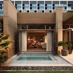 """CovetED Magazine on Instagram: """"Incredible collaboration between Hirsch Bedner Associates and the Capella Urban Luxury Resort. We love everything about this project: the…"""" Hotels And Resorts, Best Hotels, Luxury Hotels, Peninsula Bangkok, Bangkok Hotel, Hotel Stay, Hotel Offers, Outdoor Spaces, Design Projects"""