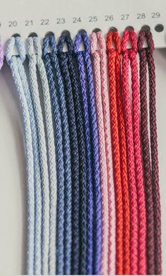 Macrame cord 3mm, chunky yarn, crochet supplies, crochet cord, macrame yarn, macrame rope,crochet rope, knitting yarn, knitting cord, yarn by MonoMeyStudio on Etsy Macrame Supplies, Crochet Supplies, Macrame Projects, Macrame Wall Hanging Diy, Crochet Cord, Fibre And Fabric, Macrame Cord, Macrame Tutorial, Macrame Patterns