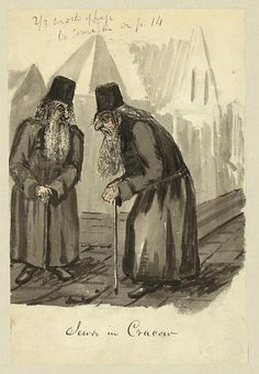 Jews in Cracow