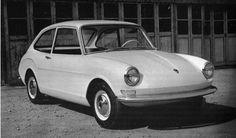 1960 VOLKSWAGEN CONCEPT - by Carrozzeria Ghia of Turin.