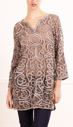 CALYPSO TUNIC @Michelle Coleman-HERS