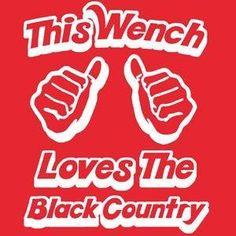 I dun luv tha black countray!