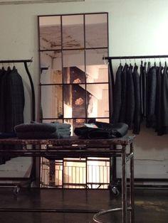 Méchant Design: BLK DNM store - Stockholm