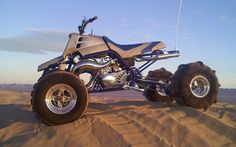 YAMAHA BANSHEE atv quad offroad moto moto tuning dirtbike j fondo de pantalla