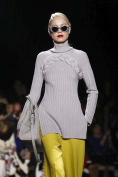 Christian Siriano Fashion Show Ready to Wear Collection Fall Winter 2016 in New York