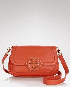 Tory Burch Clutch - Amanda Logo - Handbags - Bloomingdale's