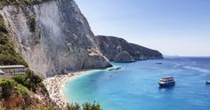 Le bellissime spiagge di Lefkada in Grecia Le spiagge di Lefkada sono famose per la