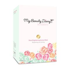 My Beauty Diary Mask-081263 Rose Brightening Aroma Mask