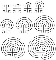 Drawing a Labyrinth