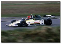 Mike Thackwell. Ralt Racing Ltd Ralt RH6/81 Honda F2. 1981 European F2 Championship Silverstone   Flickr - Photo Sharing!