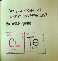 valentine chemistry jokes