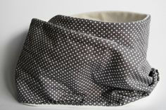 Loop Schlauchschal Fleece Schal von flunsalpunktde auf DaWanda.com, 14,90€