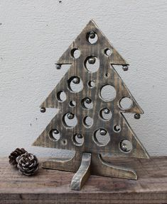 Wooden Christmas Tree                                                                                                                                                                                 Más