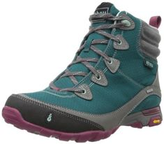The Ahnu Women's Sugarpine Waterproof Boot are durable and long lasting. Get your Ahnu Women's Sugarpine Waterproof Boot today. Best Hiking Boots, Hiking Boots Women, Hiking Shoes, Hiking Gear, Hiking Tips, Winter Hiking Boots, Hiking Outfits, Hiking Clothes, Hiking Food
