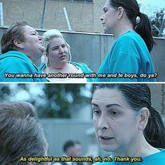 Oooooh Joanie! I know you're an evil woman, but I love ya.