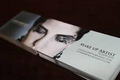 makeup artist business cards ideas - Google Search