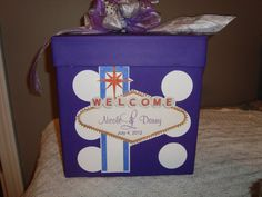 I wanna make this for Tonya and dans wedding reception for their card box!! :)
