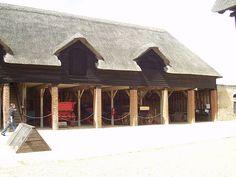 Barn at Wimpole Hall, Cambridgeshire