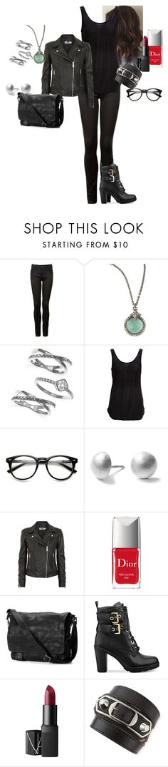 """""""Arden Anderson - Do You Believe In Miracles? (S09E23)"""" by katlayden ❤ liked on Polyvore featuring Calvin Klein, Armenta, Judith Jack, SELECTED, Chen Fuchs Jewelry, Whistles, Christian Dior, Frye, GUESS and NARS Cosmetics"""