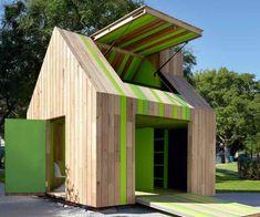 10 Backyard Playhouses Designed By Award-Winning Architects