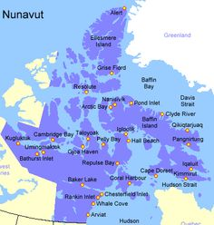 nunavut hunting stories of the day