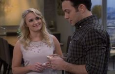 """#YoungAndHungry 3x05 """"Young & Therapy"""" - Gabi and Josh"""