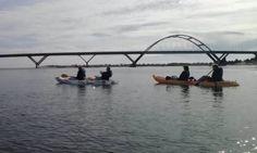 An Alsea Bay kayak adventure on the Oregon Coast.