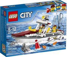 60147 LEGO City Fishing Boat