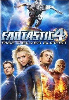Fantastic 4 Rise of the Silver Surfer (Los 4 fantasticos y silver surfer)