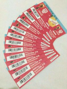 Fifa World Cup Tour 2014 Ticket